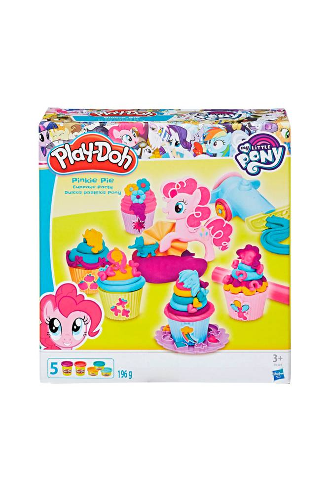 Play-Doh My Little Pony Pinkie Pie Cup
