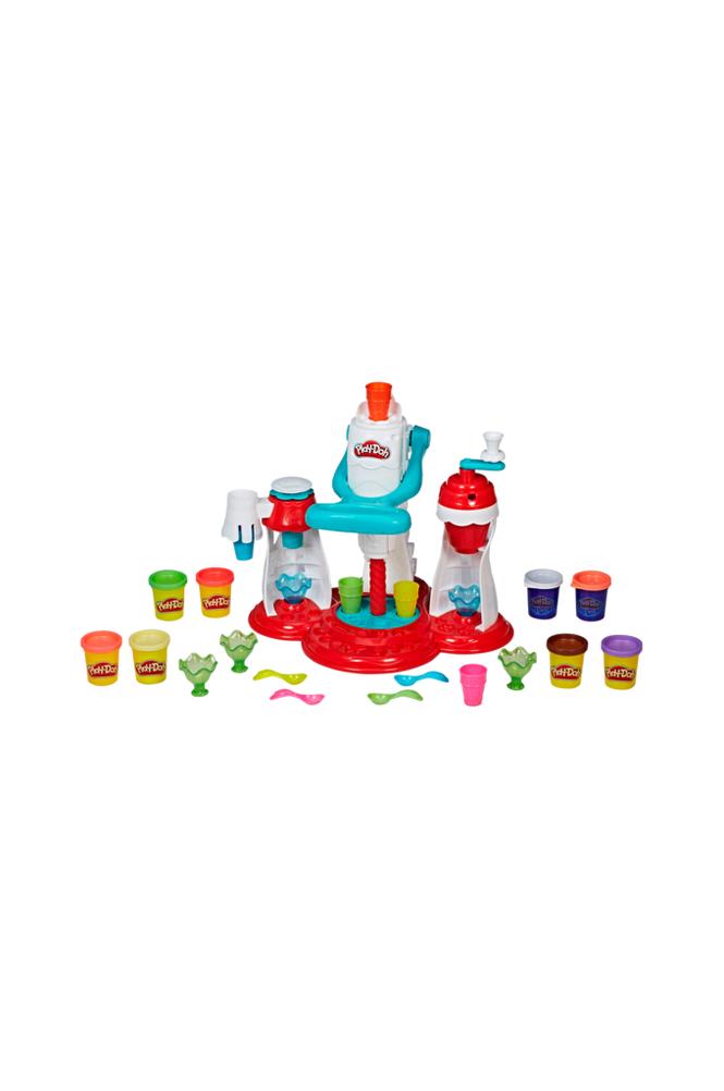 Image of Play-Doh Ultimate Swirl Ice Cream Maker