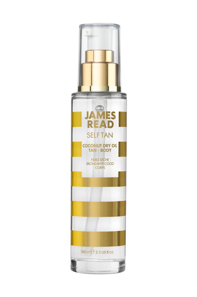 James Read Coconut Dry Oil Tan Body 100 ml