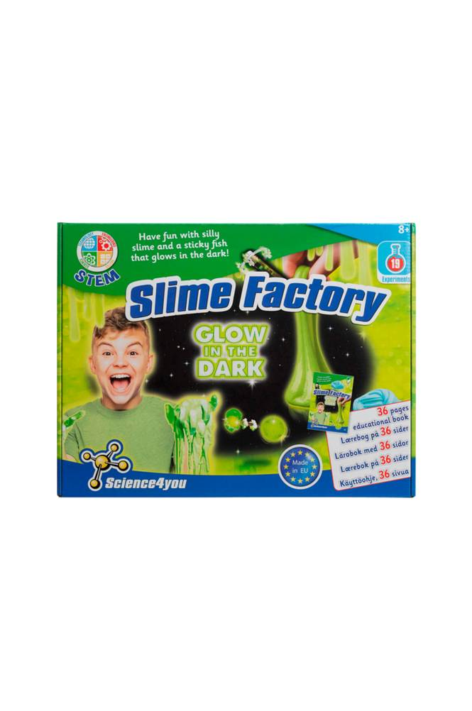 Science4you GlowSlime