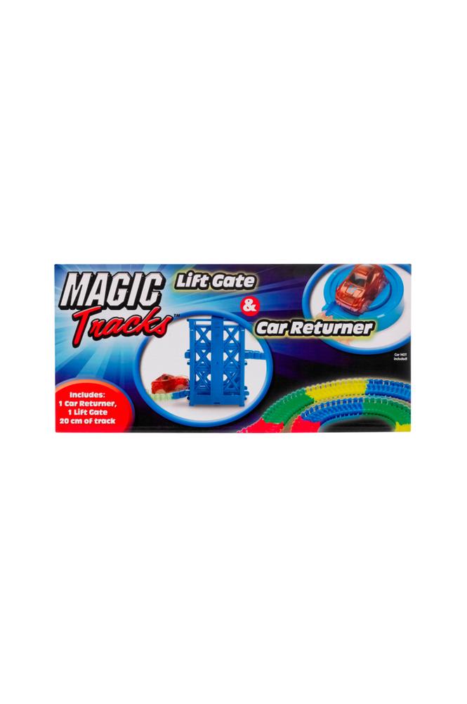 Magic Tracks Return Car Lift