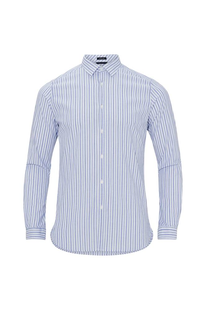 Dstrezzed Paita Regular Collar Fineline Stripe