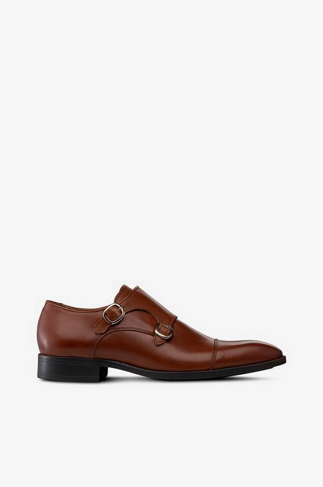 Playboy Double Monk Dress Shoes -kengät