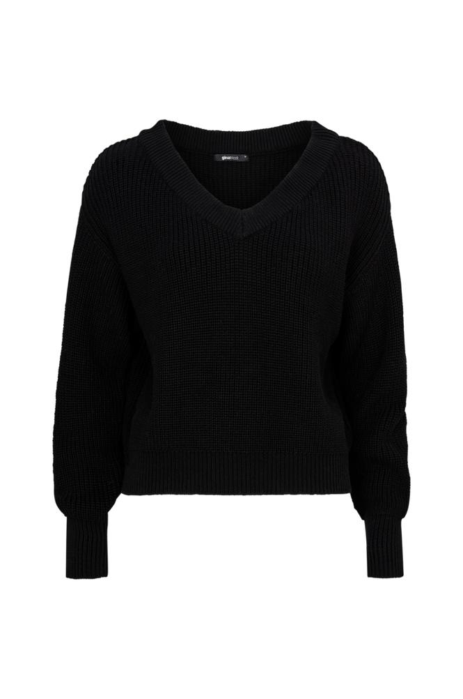 Gina Tricot Maja Knitted Sweater neulepusero