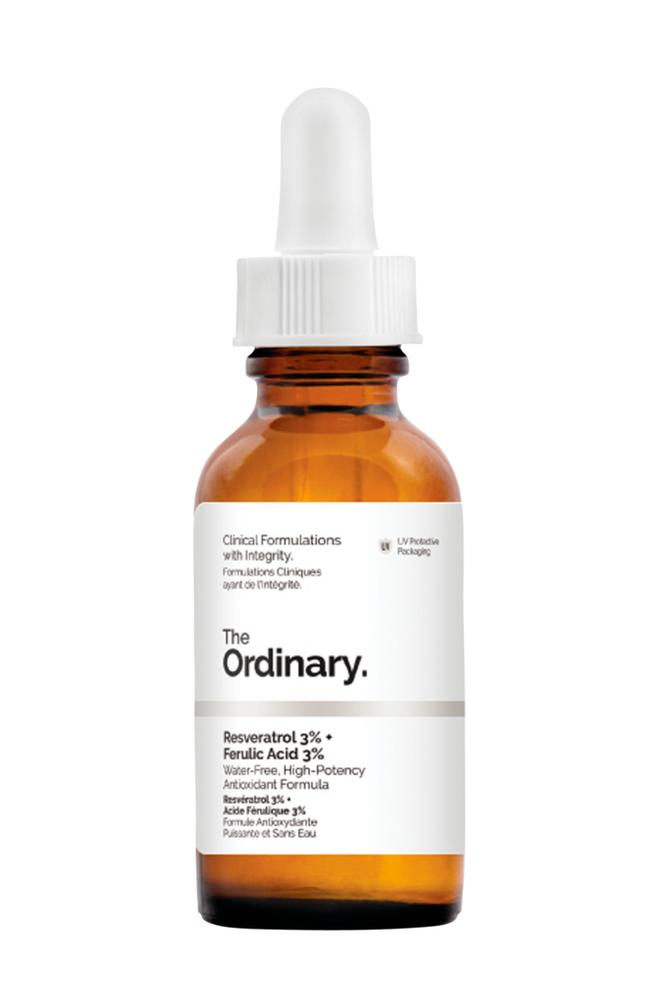 The Ordinary Resveratrol 3% + Ferulic Acid 3% 30 ml
