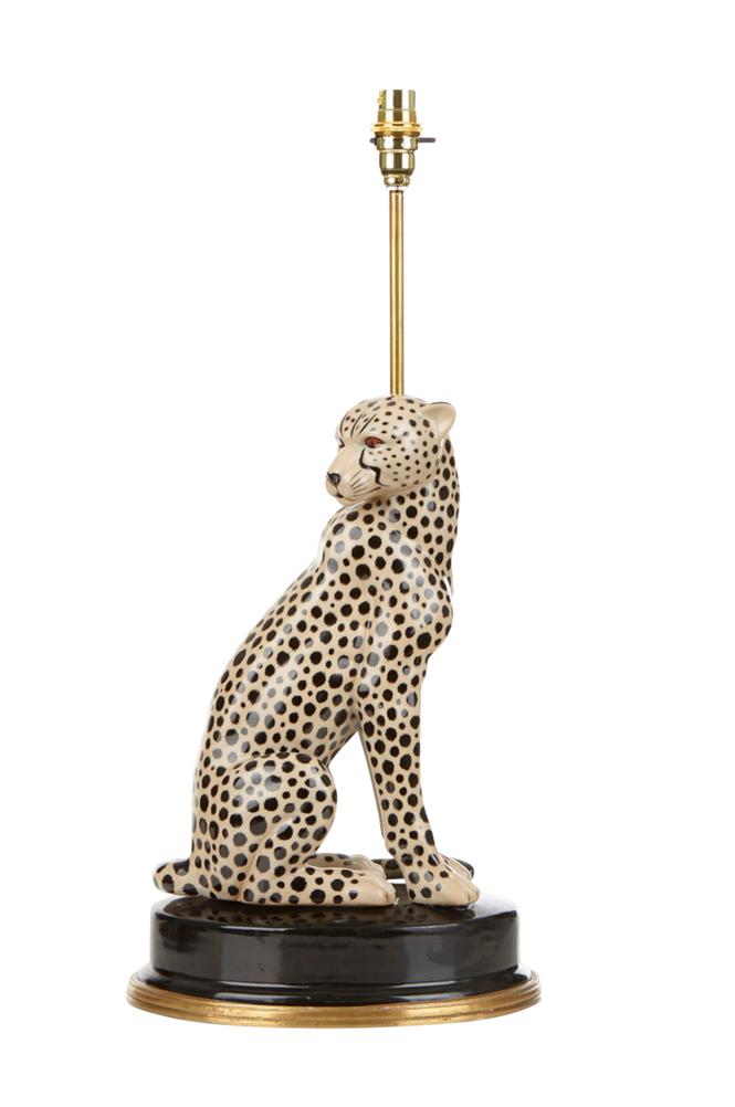 House of Hackney Cheetah-lampunjalka