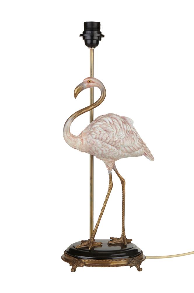 House of Hackney Flamingo-lampunjalka
