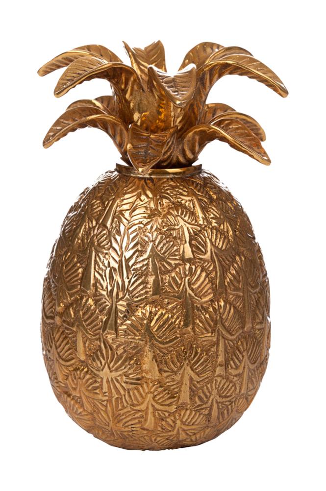 House of Hackney Pineapple-kynttilänjalka