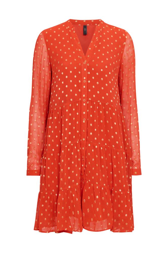 Y.A.S Mekko Clio LS Dress