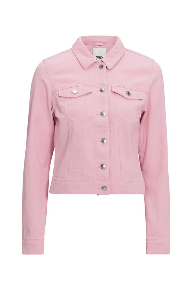 Image of Only Farkkutakki onlWesta Color Denim Jacket