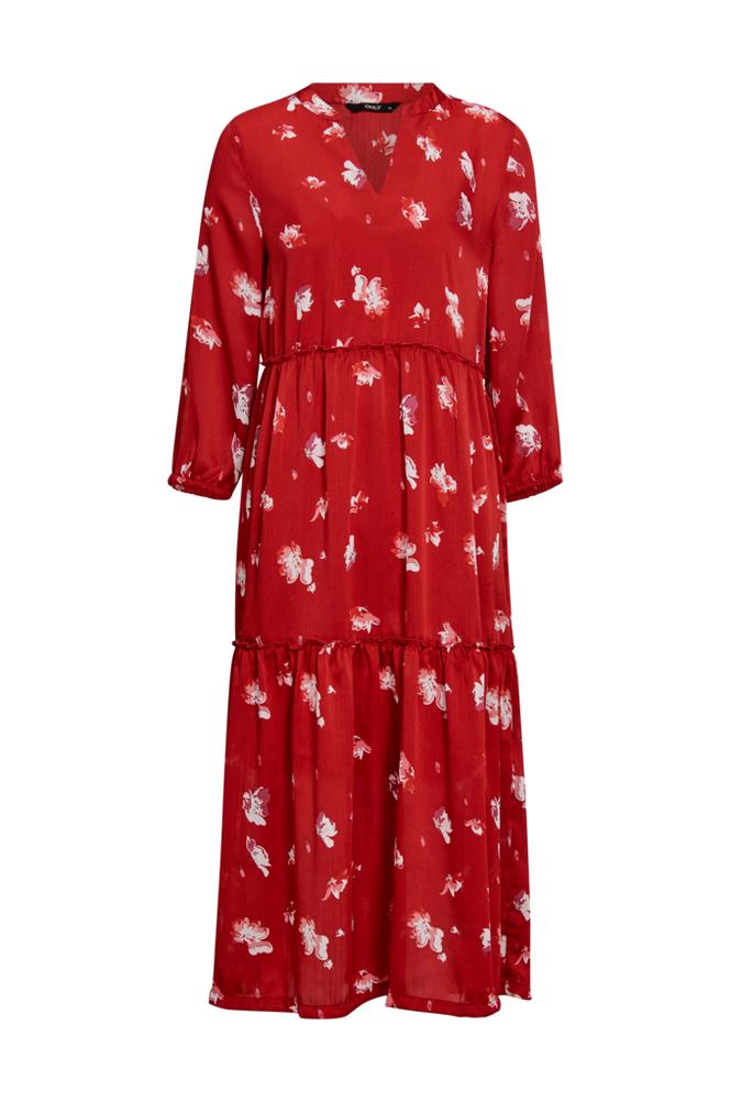 Image of Only Mekko onlGiza L/S Maxi Dress