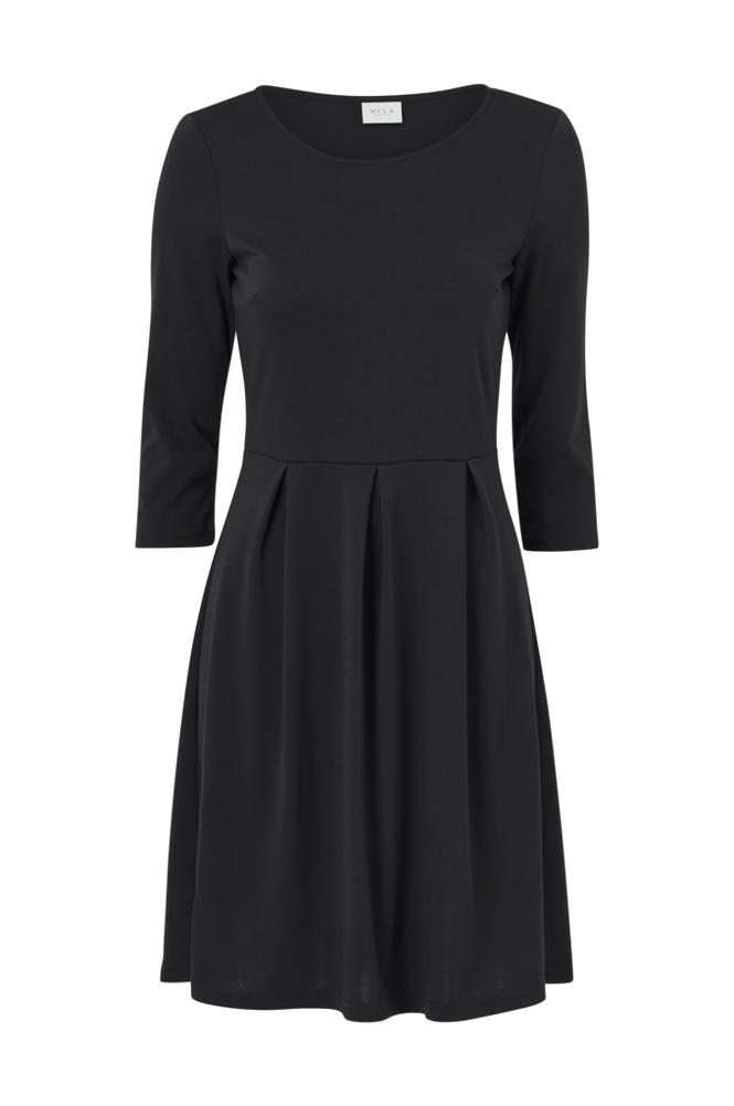 Image of Vila Mekko viTinny 3/4 Sleeve Doll Dress