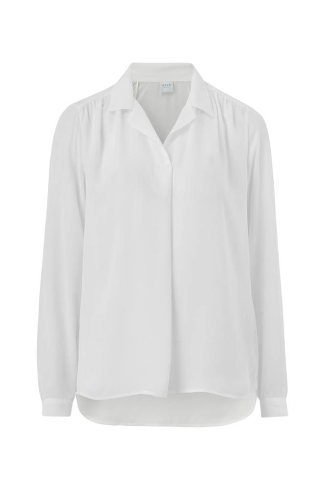 Image of Vila Paita viLucy L/S V-neck Shirt