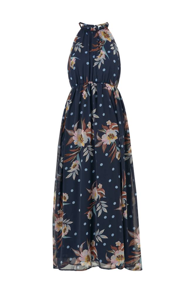 Image of Y.A.S Maksimekko yasSolira Chiffon Maxi Dress