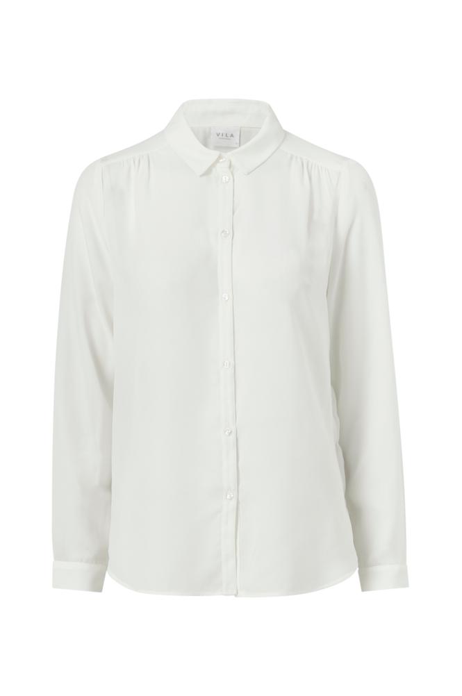 Image of Vila Paita viLucy L/S Button Shirt