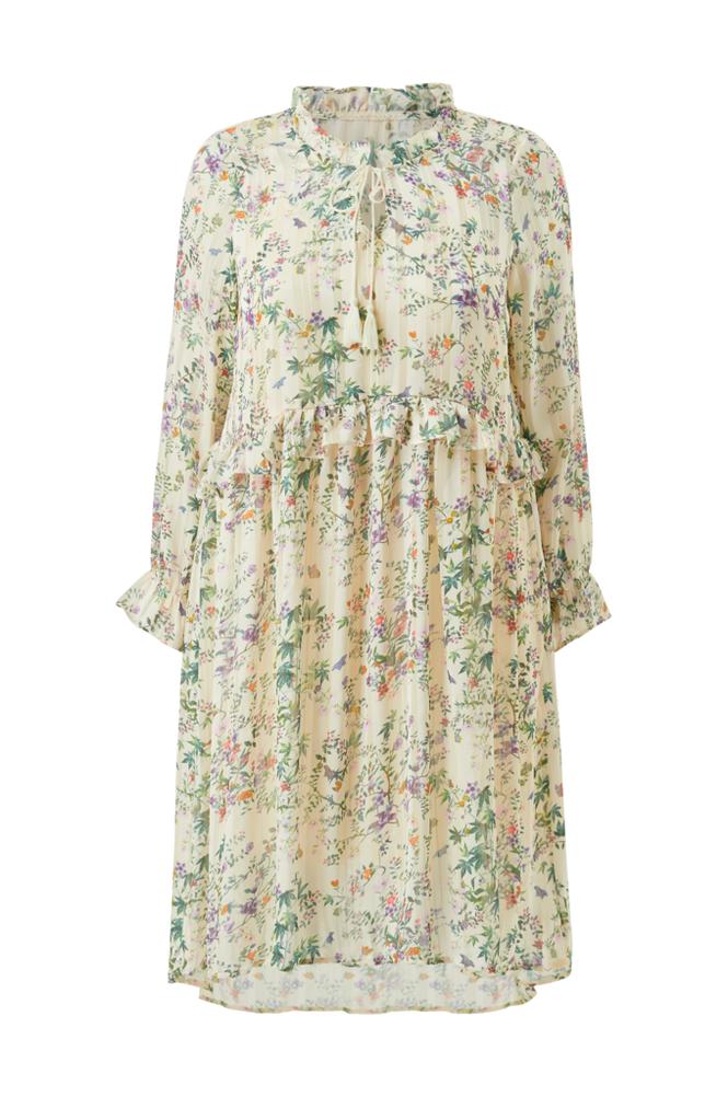 Image of ZAY Mekko yLorin L/S Maxi Dress