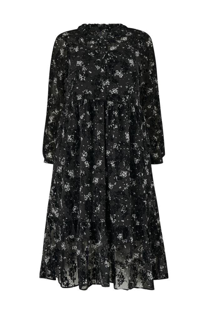 Image of ZAY Mekko yLace L/S Maxi Dress