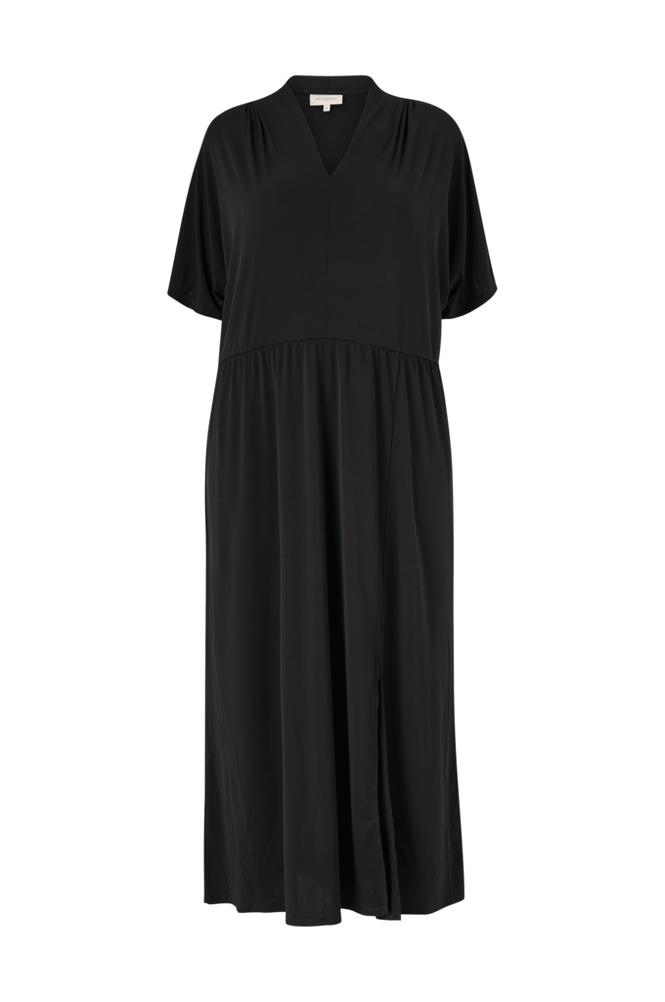 Image of Only Carmakoma Maksimekko carElina SS Maxi Dress