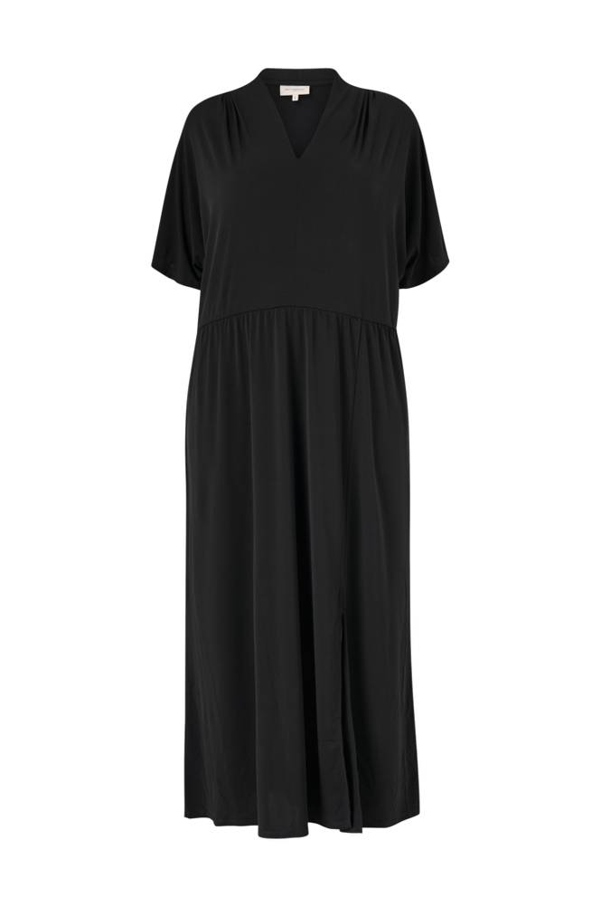 Image of Only Carmakoma Maksimekko carElina SS Maxi Dress