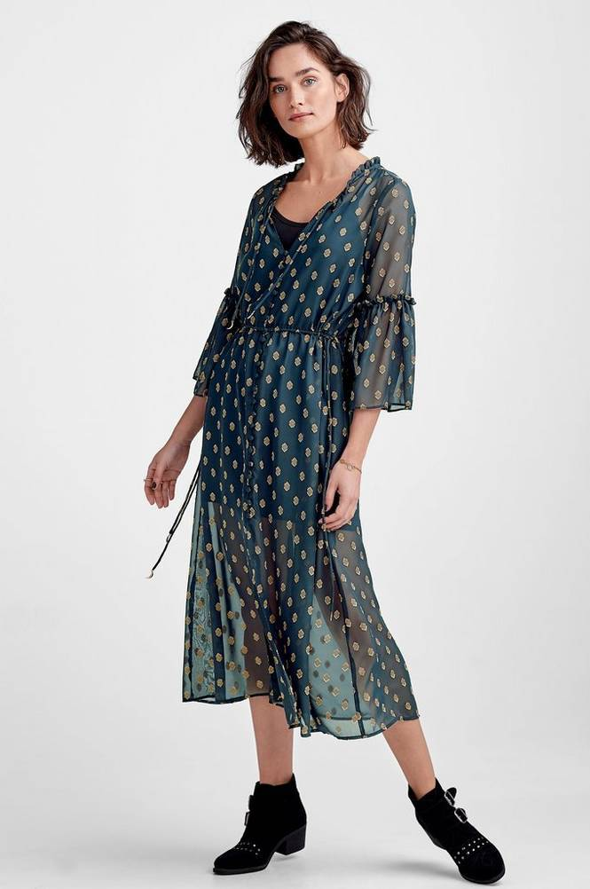 Joelle Dahlia mekko