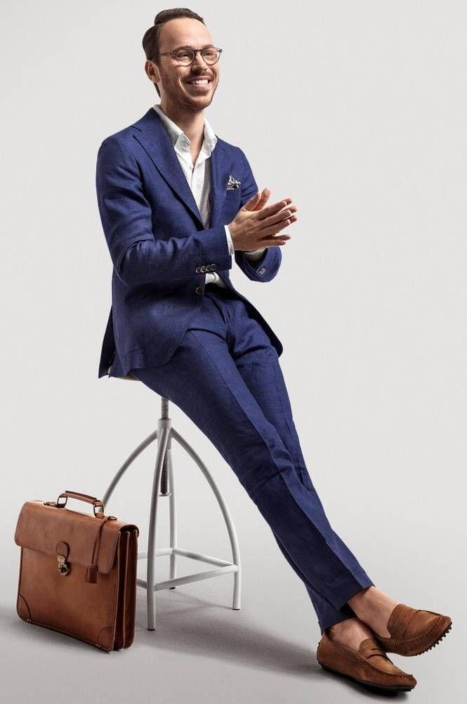 Chevaleresk Lorenzo Suit Pant -housut