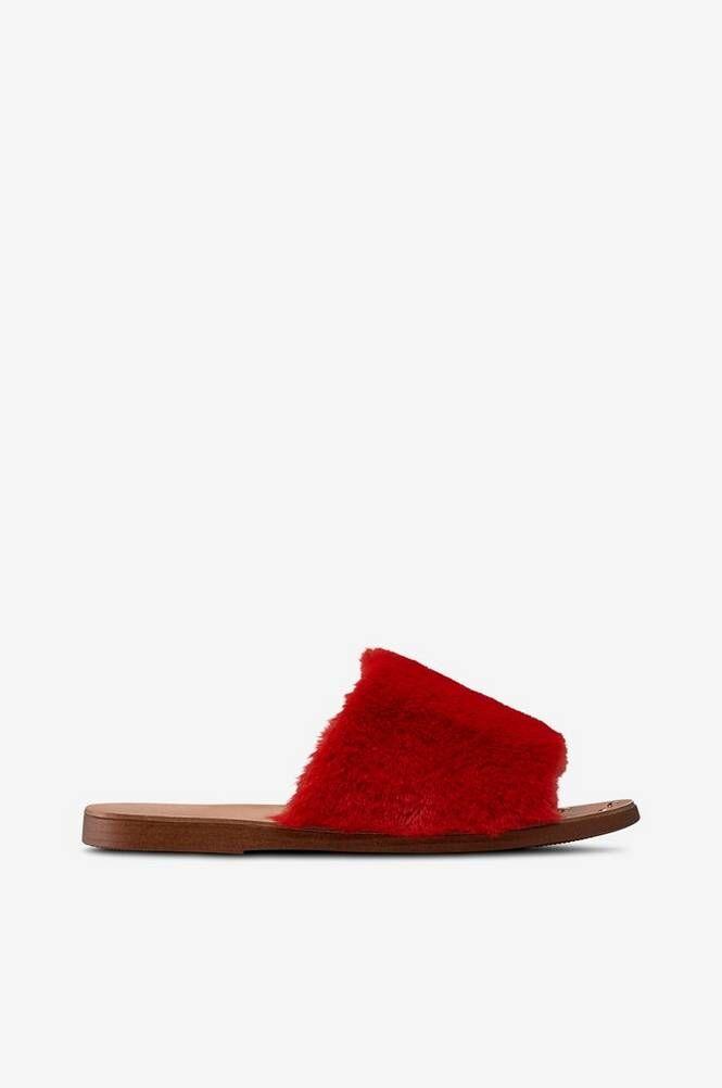 Agnes Cecilia Clara Fur -sandaalit