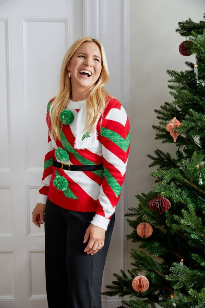 Ellos Jolly jouluneulepusero