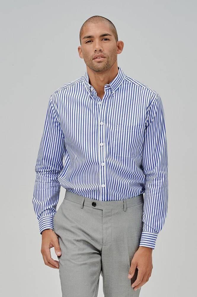 Sons of Owen Tyler Oxford LS Shirt -kauluspaita