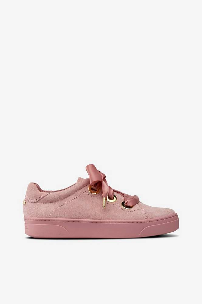 Agnes Cecilia Golden Eyelets tennarit