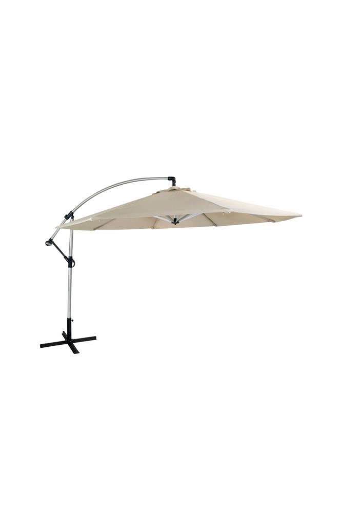 Hillerstorp SIDEWINDER-aurinkovarjo ø 350 cm