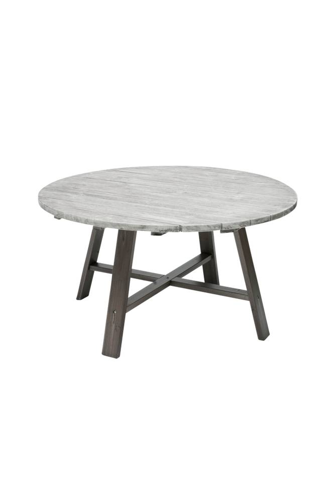Hillerstorp SHABBY CHIC -pöytä Ø 138 cm
