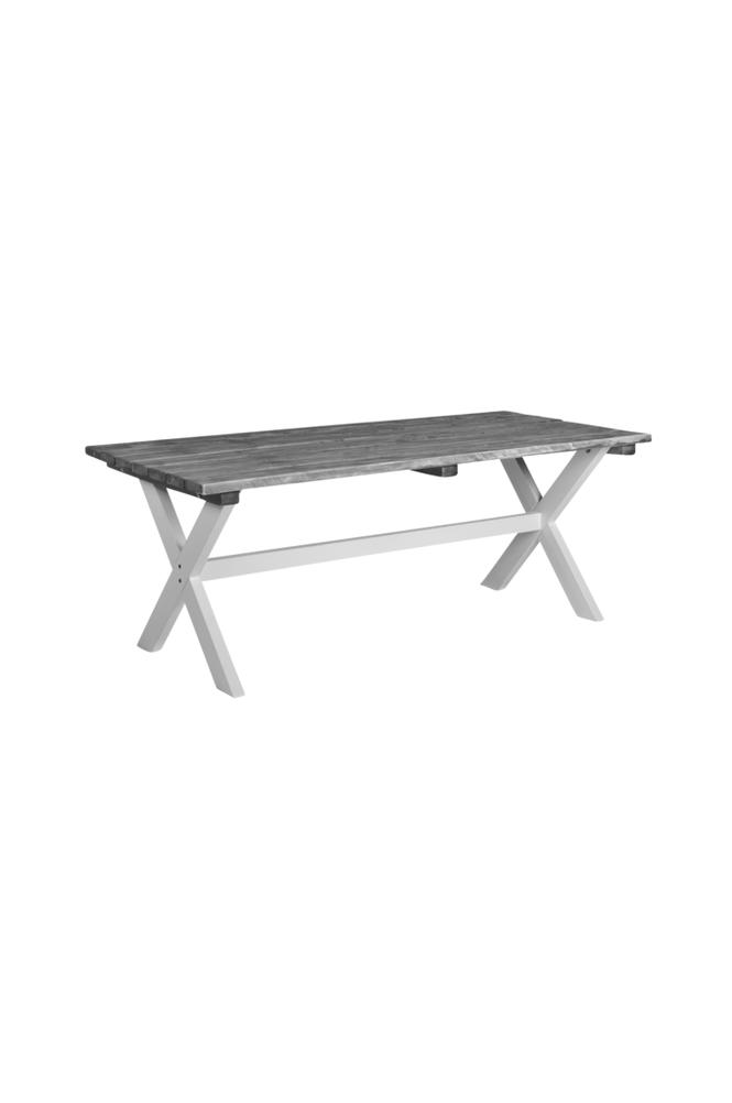 Hillerstorp SHABBY CHIC -pöytä 86 x 195 cm