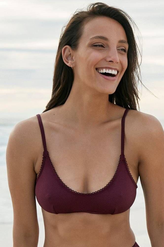 Joelle Sunflower bikiniyläosa