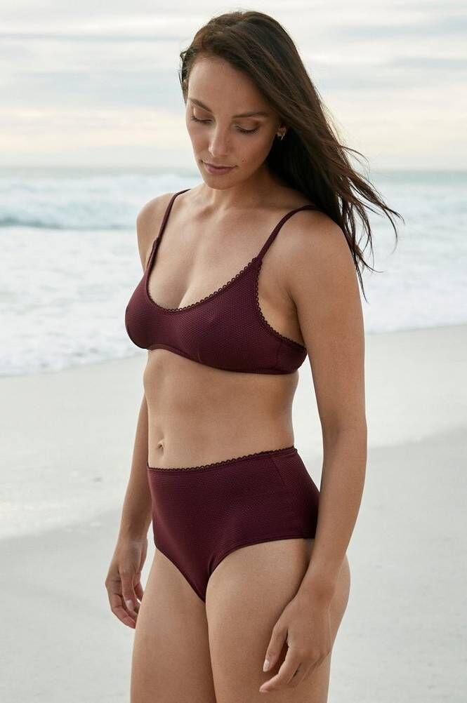 Joelle Brief Sunflower bikinihousut