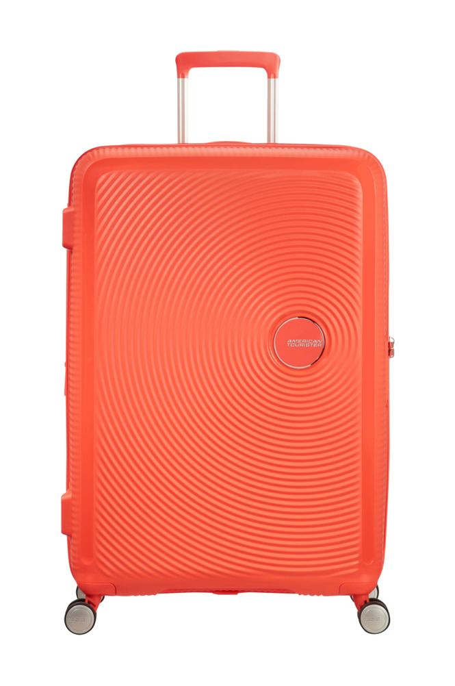 American Tourister Soundbox Sp 77 Peach