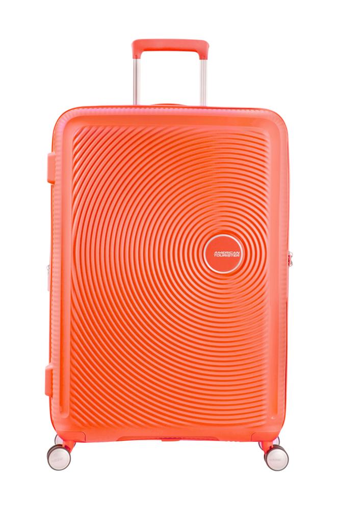 American Tourister Soundbox Sp 55 Peach
