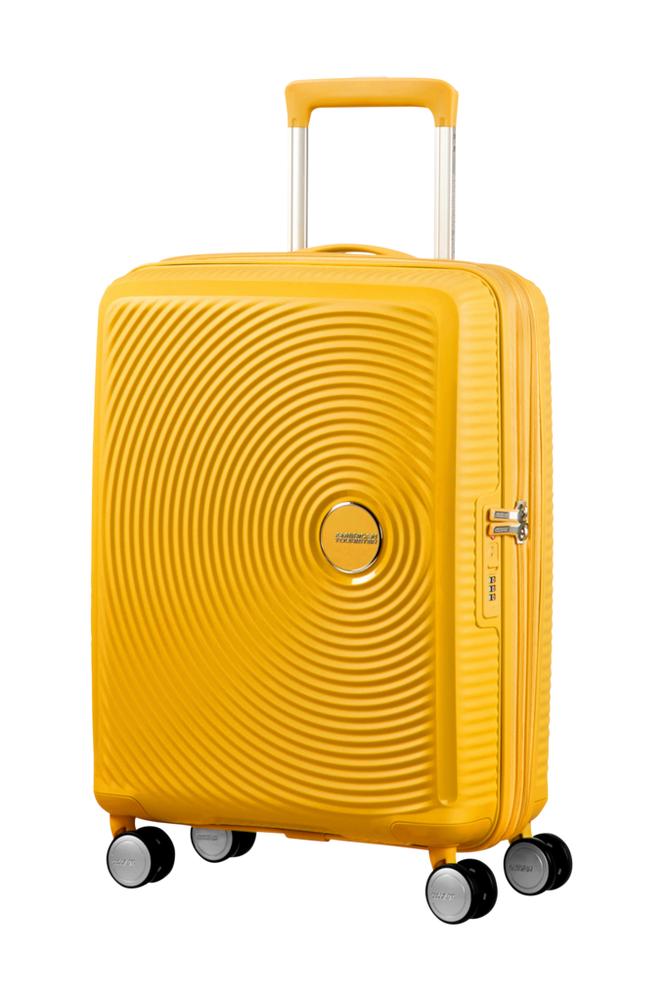 American Tourister Soundbox Sp 55 Keltainen