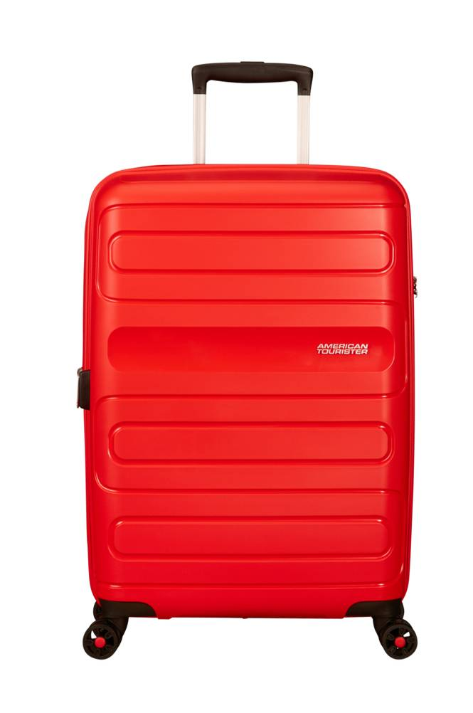 American Tourister Sunside Sp 55 Punainen