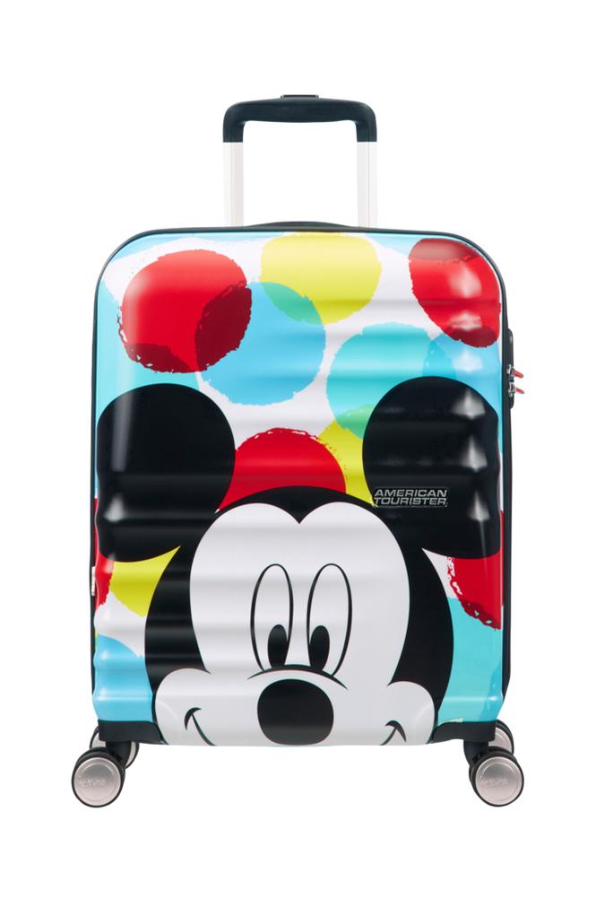 American Tourister Wavebreaker Sp 55 Disney -matkalaukku, Mikki Hiiri