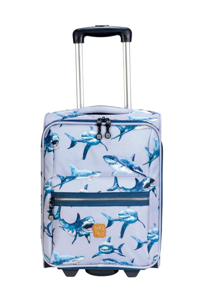 Pick & Pack Trolley shark blue