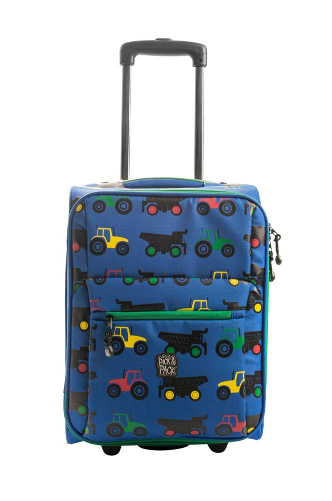 Pick & Pack Trolley tractor blue