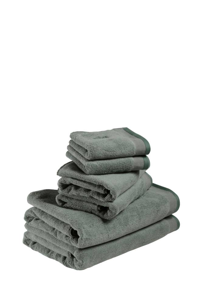 Dirty Linen Terry R Eco -vieraspyyhe