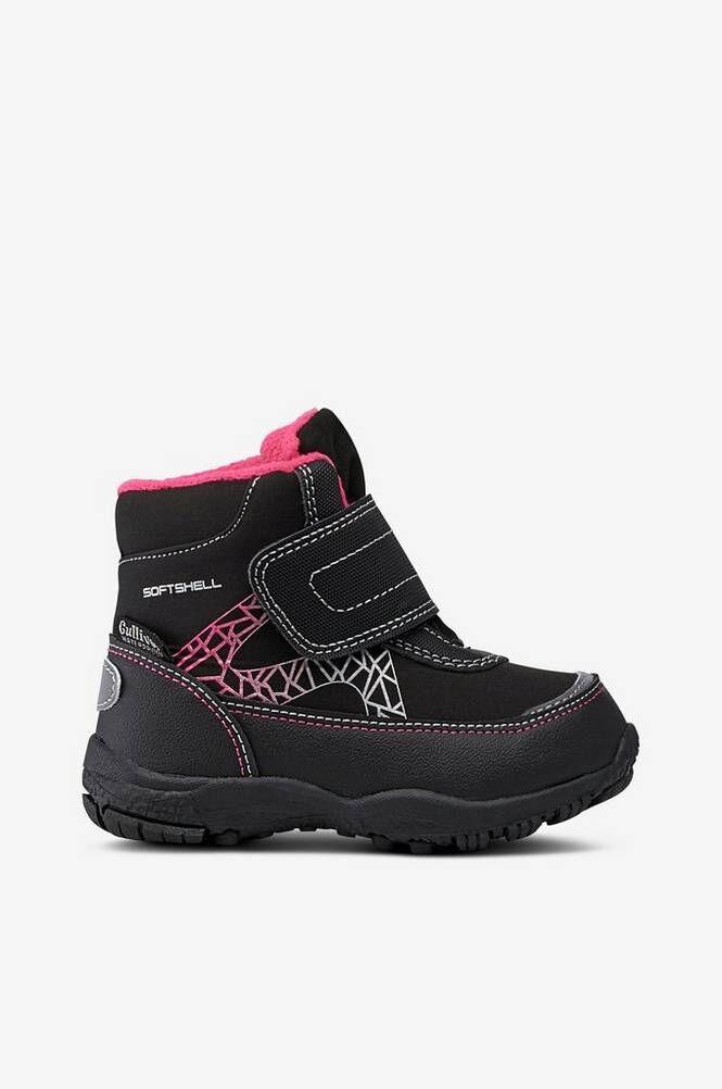 Gulliver Softshell-kengät, vedenpitävät ja lämminvuoriset