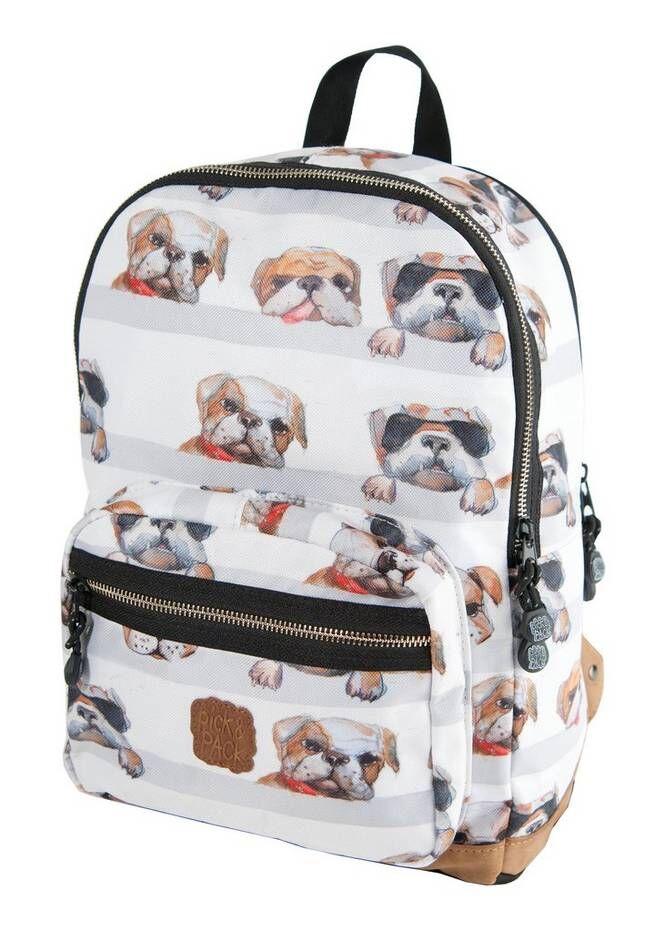 Pick & Pack Dogs-reppu
