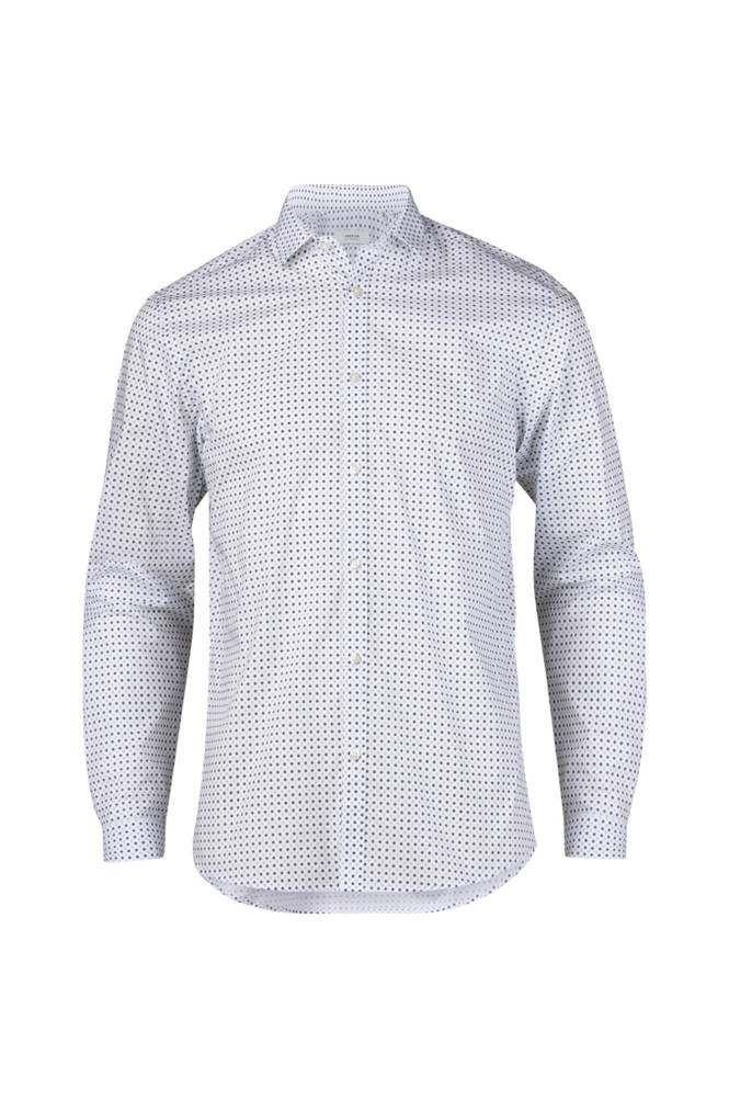 jack & jones JprBlackburn Shirt L/S Plain -kauluspaita, slim fit