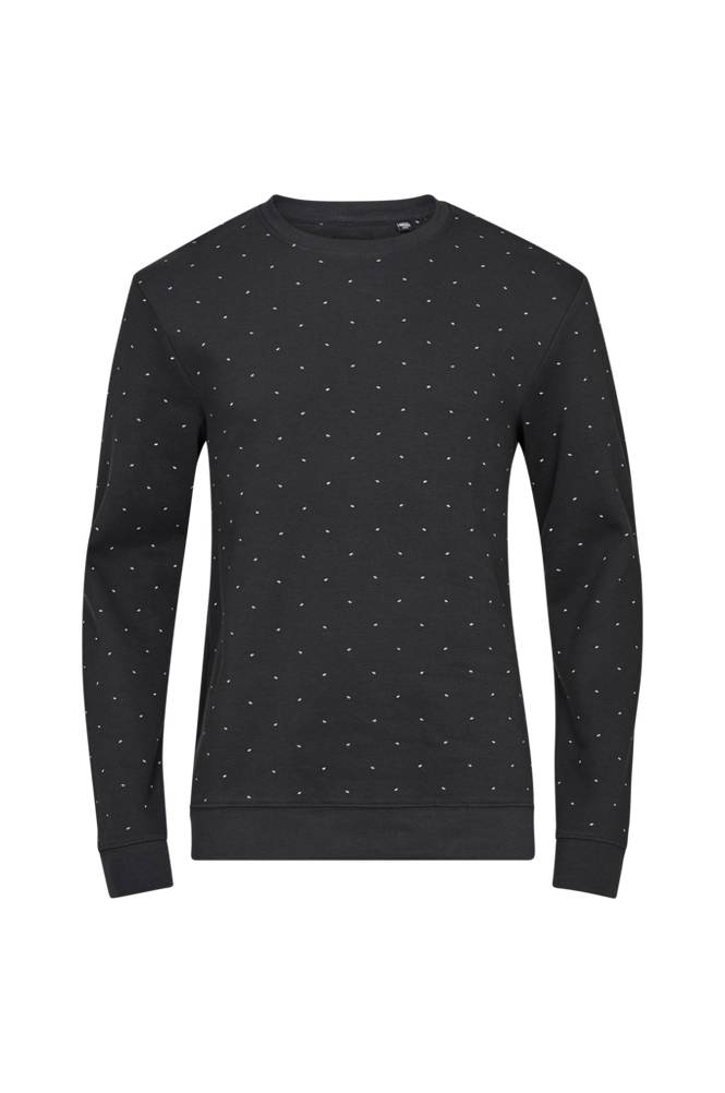 ONLY & SONS OnsWilfredo Ditsy Crew Neck Sweat -collegepusero