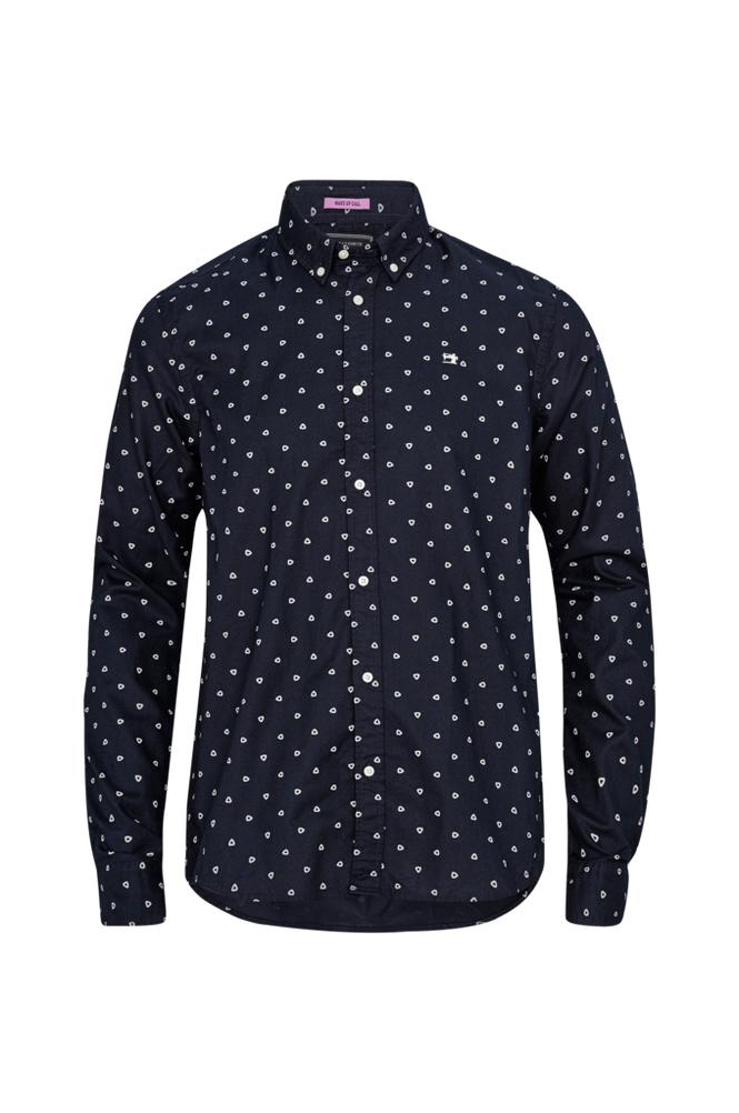 Scotch & Soda Classic Oxford Shirt -kauluspaita