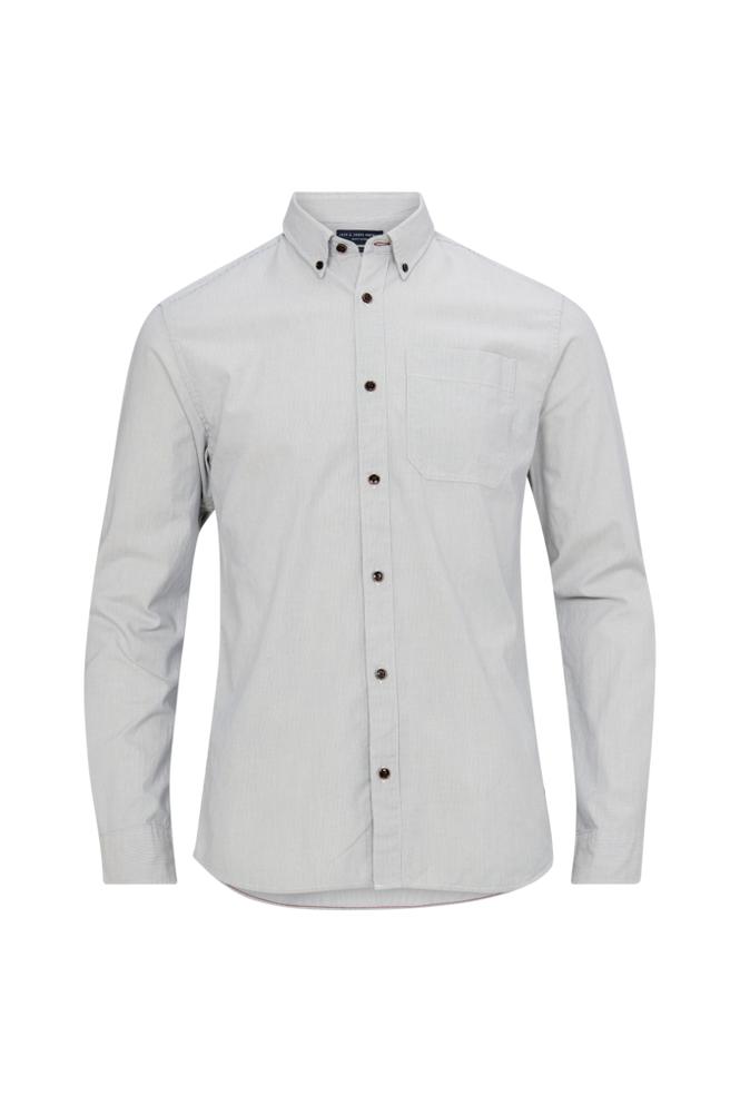 jack & jones JprDouglas Shirt L/S One Pocket -kauluspaita, slim fit