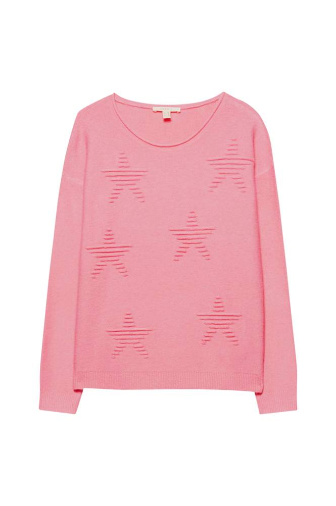 Image of Esprit Star Sweater neulepusero