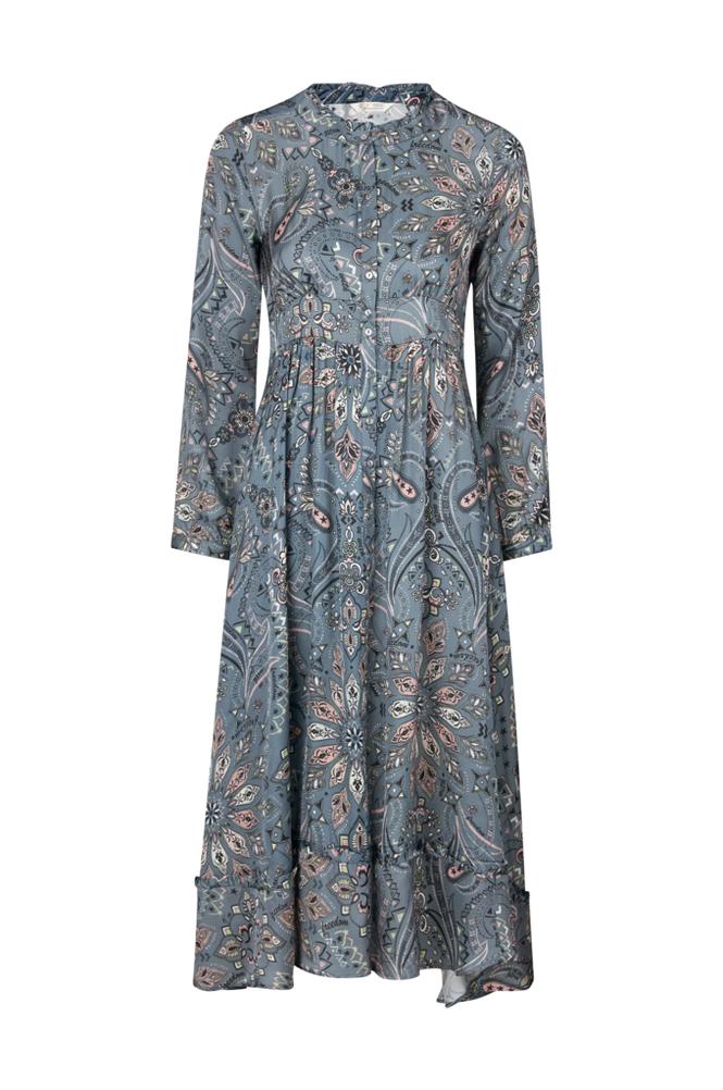Image of Odd Molly Triumph Long Dress mekko